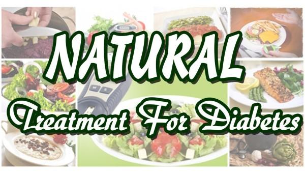 Natural Cure For Diabetes pdf